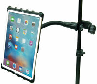 Heavy Duty Music / Mic Stand Tablet Holder for Apple iPad PRO