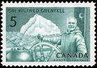 Canada    # 438   GRENFELL & SHIP   Brand New 1965 Original Pristine Gum