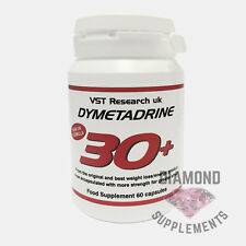 Dymetadrine D30+ T-5 Fat Burner/Energy/Focus Weight Loss Strong Dieting Pill