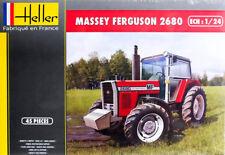 Massey Ferguson 2680 Traktor Tractor MF 1:24 Model Kit Bausatz Heller 81402