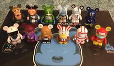 Park 3 Case Tray Sealed 24 Disney VINYLMATION Chaser Small World Castle Herbie
