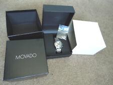 Movado Kingmatic Date Day Chronograph Valjoux ETA 7750 Mechanical Automatic Box