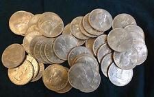 Elizabeth II Bulk lot x 40 B.Unc Pre-Decimal Pennies Full Lustre From A Mint Bag