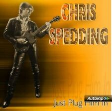 Chris Spedding Just Plug Him In Live CD NEW SEALED 2010 Motorbikin'+