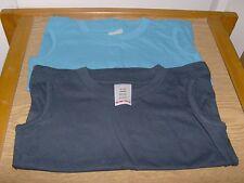 Set of 2 Blue Sleeveless T-Shirts - Aged 1.5-2 Years - Boys