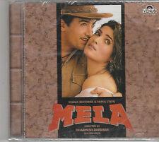 Mela - aamir Khan, Twinkle Khanna   [Cd] Made In India Cd