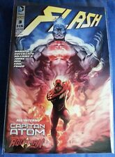 DC NEW 52 Flash 3 ULTRA VARIANT Rara RW LION nuovo Aquaman Capitan Atom