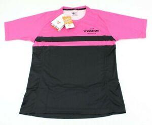 Bontrager Women's Rhythm Tech Tee Pink Size M NWT
