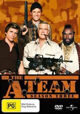 A-Team : Season 3 (DVD, 2006, 6-Disc Set)