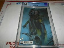 DARK NIGHTS: DEATH METAL #3 CGC 9.8 FEDERICI VARIANT (COMBINED SHIPPING AVAIL.)
