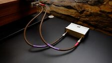 Belden 8402 Tuneful Cables Interconnects .5M for Phono Step UpTransformers