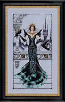 The Raven Queen - MD139 - Mirabilia Chart New