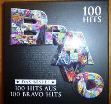Bravo 100 Hits Das Beste aus 100 Bravo Hits 5 CD Box Set 2018