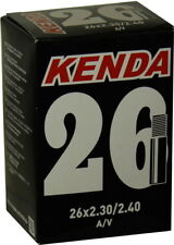 Kenda 26x2.30/2.40 Schrader Valve Bike Tube