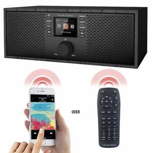 VR-Radio Stereo-WLAN-Internetradio, Farb-Display, 12 W, Bluetooth 5, Fernbed.