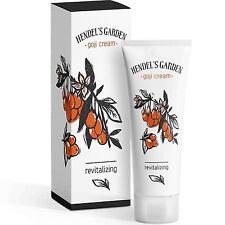 Goji cream anti-aging revitalizing rejuvenation moisturize Hendel`s Garden 50 ml