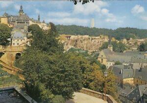 Luxembourg, Faubourg du Grund et Rocher du Bock ngl G5222