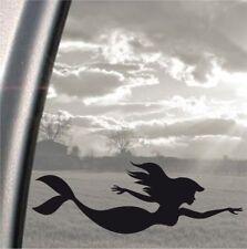 Disney Black Decal Little Mermaid Ariel Window Sticker Car Laptop ipad