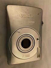 Canon PowerShot Digital ELPH SD750 / Digital IXUS 75 7.1MP Digital Camera -...