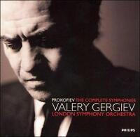 Prokofiev: The Complete Symphonies by S. Prokofiev, Valery Gergiev, London Symp