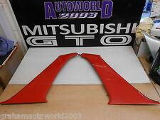 MITSUBISHI GTO 3000GT lato H pannello in Rosso entrambi i lati codice colore R38