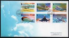 ALDERNEY 2003 History of Aviation  FDC