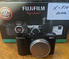 Fujifilm XF10 24.2MP Digital Camera + EXTRAS