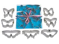 Butterfly 7 Piece Cookie Cutter Set