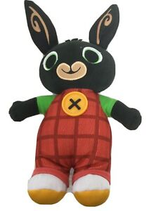 "Bing Bunny Rabbit CBeebies BBC Fisher Price Soft Toy Talking Sounds 12"" V222"