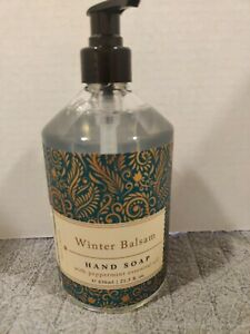 Winter Balsam Hand Soap with Peppermint Essential Oil 21.5 fl oz