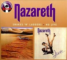 NEW Snakes N Ladders / No Jive - Nazareth (Audio CD)