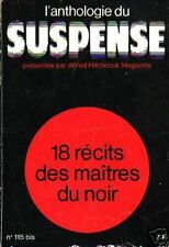 Polar ! l'anthologie du suspense ! Alfred Hitccock mag