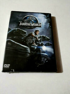"DVD ""JURASSIC WORLD"" PRECINTADO SEALED COLIN TREVORROW CHRIS PRATT BRYCE DALLAS"