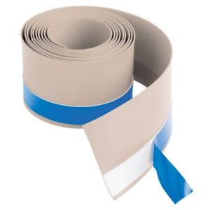 MX Group 3.8m Versatile Flexi Seal Strip, Tiling Upstand Strip - Waterproof