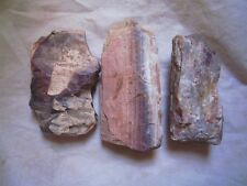 Petrified Wood Brown Redish Brown Brown & Cream  San Antonio Texas 8.00 oz