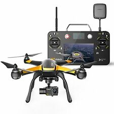 DEFEKT: Hubsan H109S X4 Pro FPV GPS Bruchless Quadrocopter 5.8 Ghz Drohne