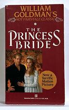 The Princess Bride by William Goldman mm paperback Mti w/map movie