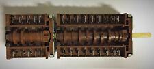 Hoover terzismo Hotte Extracteur Ventilation Charbon Actif Filtre FCE110 FCE111
