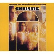 CHRISTIE FEAT.SAN BERNARDINO AND YELLOW RIVER - CHRISTIE  CD 21 TRACKS POP NEU