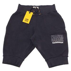 9797P bermuda tuta FRANKIE GARAGE blu pantalone corto short men