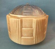 Vintage Antique Art Deco Ceiling Porch bathroom hall Light Lamp Fixture Globe 🔥