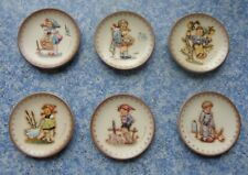 Goebel Hummel Miniaturteller Sammelteller  Ø ca. 8 cm  1 Stück