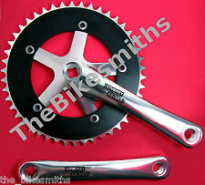 Sturmey Archer FCT26 170mm Crank Set Singlespeed Track Fixed Gear Bicycle Bike