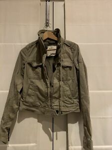 abercrombie and fitch jacket Size S