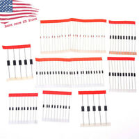 Schottky Rectifier Switching Diode Assortment Kit - 100 Pieces, 8 Values US