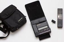 Sony D-555 Discman, RM-DM1K, Original Case, Adapter & more! Excellent condition!