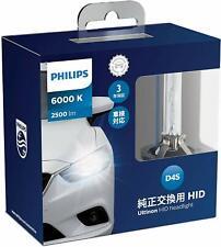 New listing Philips Headlight Hid Bulb D4S 6000K 2500lm 42V 35W Ultinon Wx 42402Wxx2Jp
