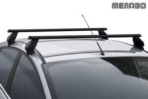 3 pezzi Barre portatutto per tetto auto Cruz 922-433