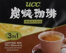 UCC Sumiyaki 3 in 1 Coffee Mix (10 Sachets X 17g)