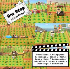 Animal Crossing New Horizons:  🏝⛺️Nooks 5000+ items Catalog ⛺️🏝
